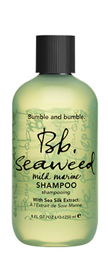 Review Day Thrusday – Bumble and bumble Seaweed Shampoo/Conditioner Product Review